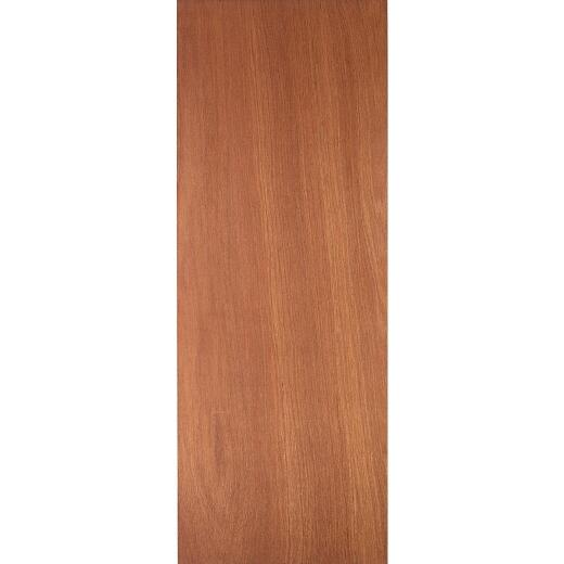 Masonite 32 In. W. x 80 in. H. Lauan Wood Solid Core Door Slab