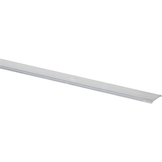 M-D Silver 3/4 In. x 3 Ft. Aluminum Seam Binder