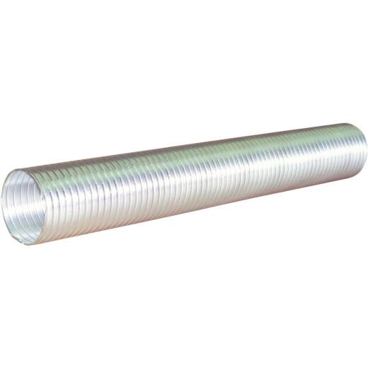 Dundas Jafine 3 In. x 8 Ft. Aluminum Semi-Rigid Dryer Duct