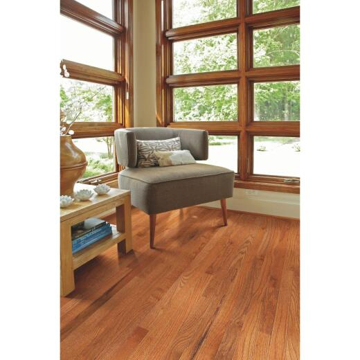 GUN OAK SOLID WOOD FLOOR