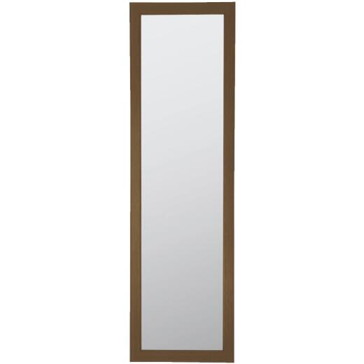 Home Decor Innovations Raven 15 In. x 51 In. Framed Door Mirror