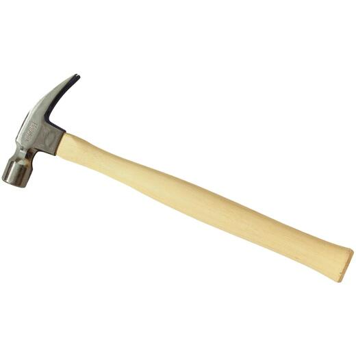 Vaughan 20 Oz. Smooth-Face Framing Hammer with 14 In. Hickory Handle