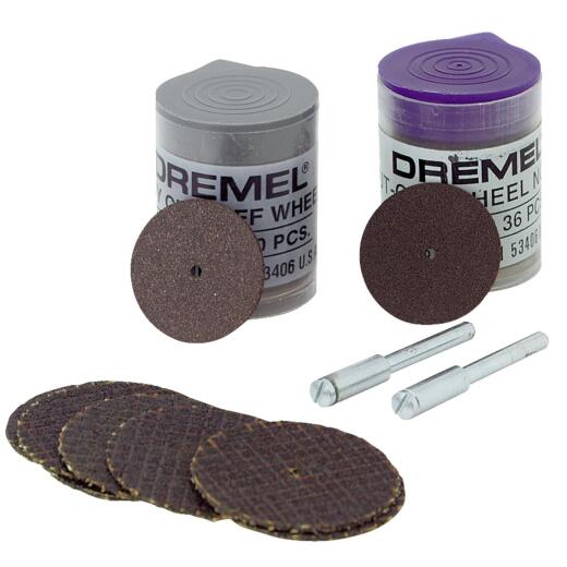 Dremel 69-Piece Cut-Off Wheel Set