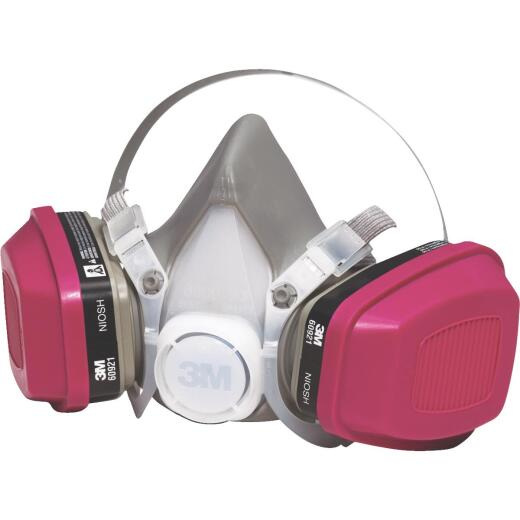 3M OV/P100 Household Multi-Purpose Respirator