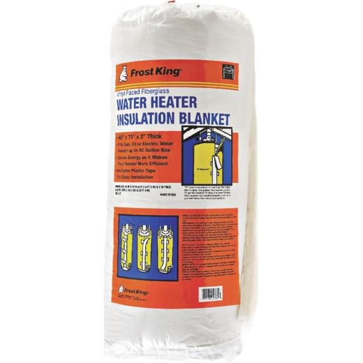 Frost King 1-1/2 In. Water Heater Insulation Jacket 5-R Value
