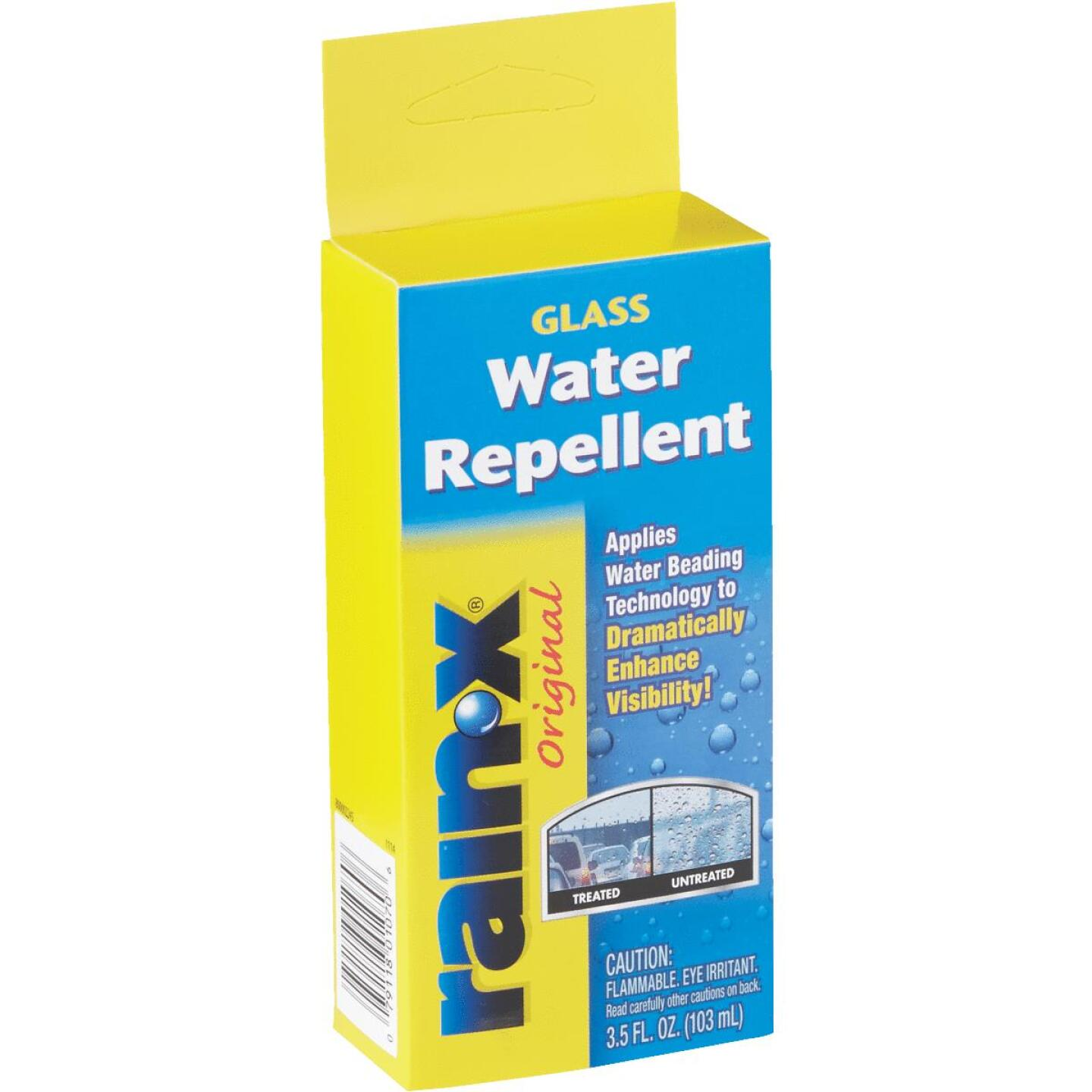 RAIN-X 3.5 Oz. Squeeze Bottle Rain Repellent Image 1