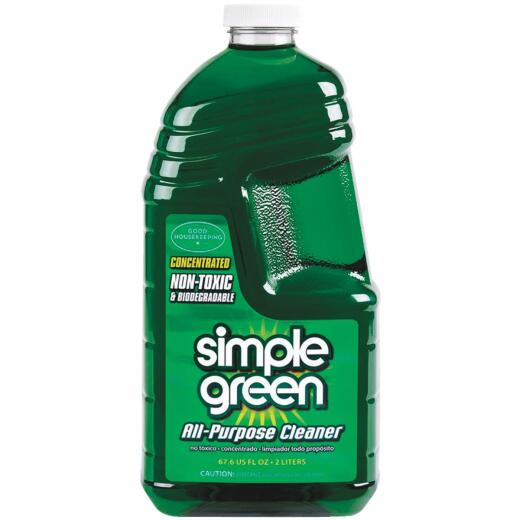 Simple Green 67 Oz. Liquid Concentrate All-Purpose Cleaner & Degreaser