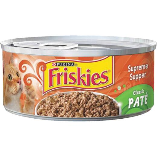 Friskies 5.5 Oz. All Ages Supreme Supper Cat Food